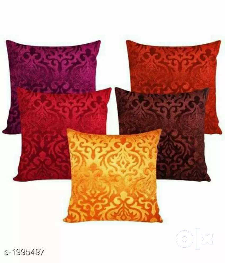 Velvet Cushion Cover(home delivery, cod available) 0