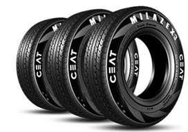 New CEAT Tyre for Maruti Swift Dzire