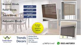 Trends Decors Blinds & Flooring