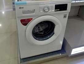 KREDIT mesin cuci tanpa dp gratis 1x cicilan