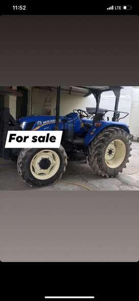 New holland 6510 65hp