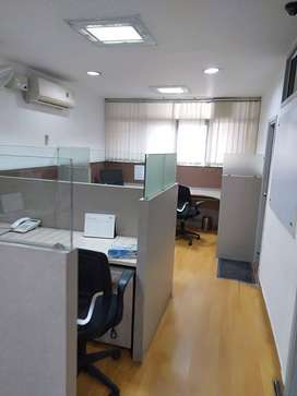 Commercial 800 sqft office on 1st floor on lease in chd