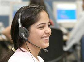 Hiring female telecallers& Team Leaders  for banking services