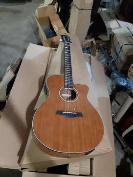 Gitar akustik elektrik original cowboy