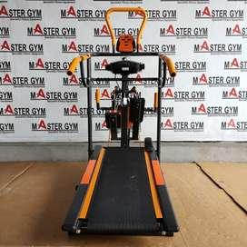 Treadmill Manual Sports QR/492 - Alat Fitness - Kunjungi Toko Kami