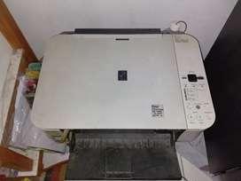 Printer scanner cannon mp258