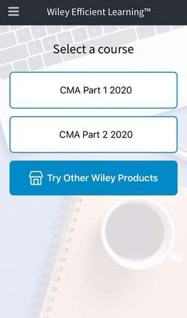 CMA 2020 Books
