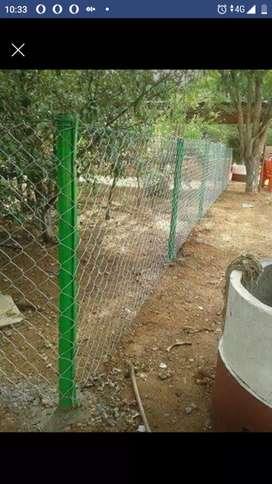 fencing work