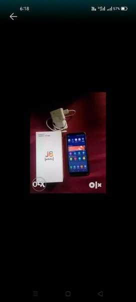 Samsung j8 (4gb+64gb)