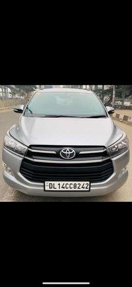 Toyota Innova Crysta 2016 Diesel 22000 Km Driven