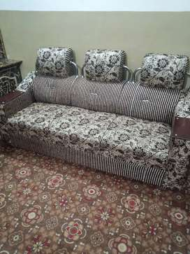 5 sitter sofa used 6 month