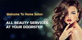 Women Beauty services at your Door steps by well trained professionals