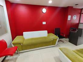 Fully Furnished Office with workstations