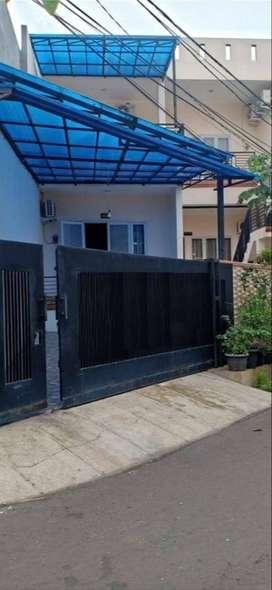 Rumah Sunter 9x20m 2lantai hadap Utara