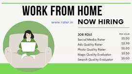 Search Quality Rater, Ads Quality Rater, Maps Quality Rater Jobs