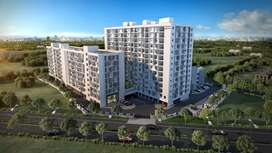 3BHK and 2 BHK at On road