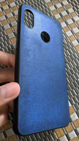 Casing redmi Note 5 biru