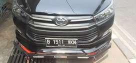 Tanduk Pelindung Depan Belakang Toyota INNOVA Reborn merk SEVENCODE