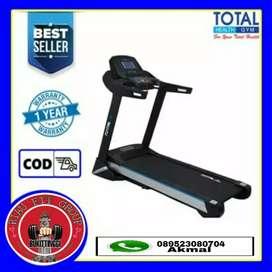 Treadmill elektrik comercil cocok untuk penguna pro maupun amatir