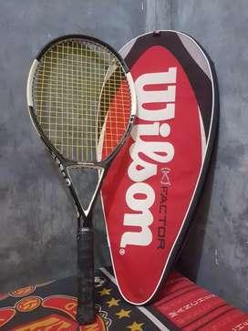 Jual cepat butuh uang. Raket Tenis Wilson Ncode N6 six two Wi AR9