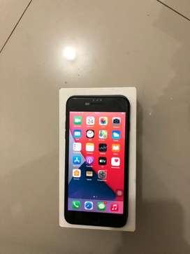 Iphone 7 plus 128GB jatz Black