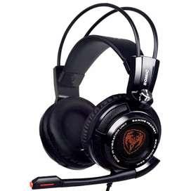 Somic Headphone Gaming Virtual Surround 7.1