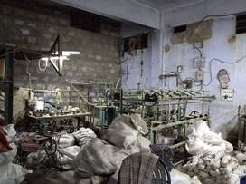 Factory for sale in Azizabad