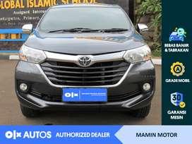 [OLX Autos] Toyota Avanza 2017 1.3 G M/T Abu-abu #Mamin Motor