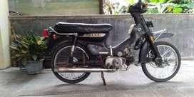Motor Honda Super Cub / Supercup C800 Tahun 1982 AB Sleman