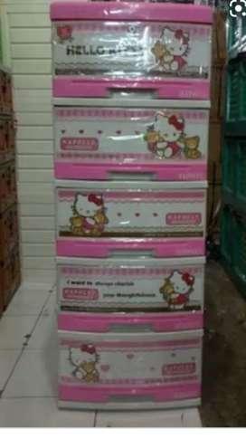 Laci 5 Susun Hello Kitty