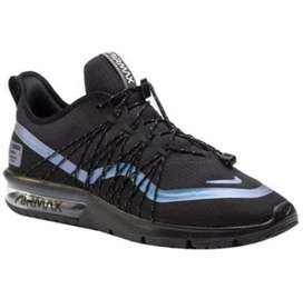 Nike Air Max Sequent 4 Sheild Black Running Shoes