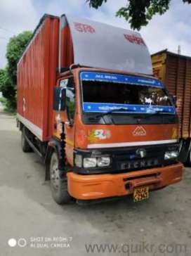 Want Eicher Closed Container