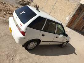 Suzuki Cultus EFI Engine 2008 Model  Karachi Registered