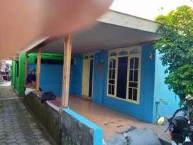 Di kontrakan rumah di dekat pusat kota Jogja
