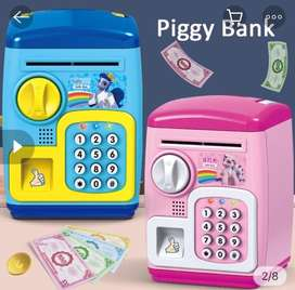 ATM machine For kids Pony cractor