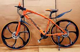 JAGUAR SLEEK TYRE BICYCLE WITH 21 SHIMANO GEARS WITH 1 YEAR WARRANTY