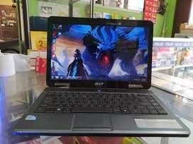 Dijual laptop acer siyab pake