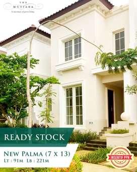Ready Stock/siap huni