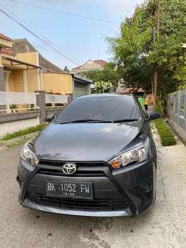 Toyota Yaris 2017 Tipe E 15.000km