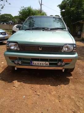 Maruti Suzuki 800 MP fine full condition kar