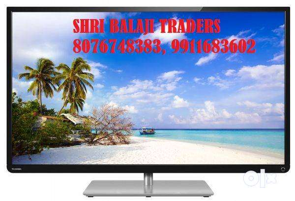 32 Smart New Led Tv with Android Softwrae 0