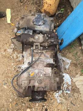 Navistar 9 plus one tipper gearbox