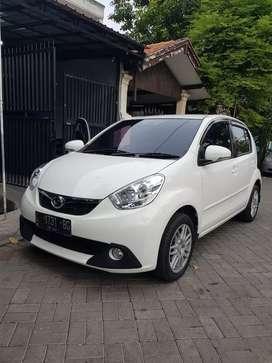Daihatsu Sirion Deluxe 2013 Automatic Putih Bisa Kredit