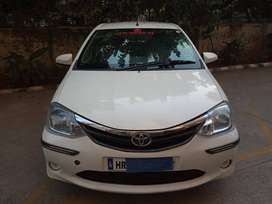Toyota Etios G Model in good condition for sale