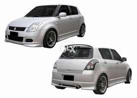 Sport bumper body kit ALL CAR