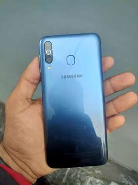 Samsung M30 2 months old only