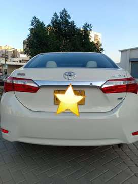 Toyota Corolla Xli 2017 model on installment by (Alvinaz Financing)