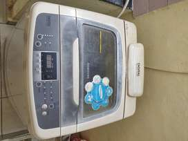 Samsung top load fully automatic washing machine (Working)