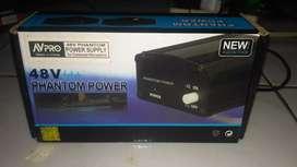 Dijual Phantom Power 48V Original AVPro