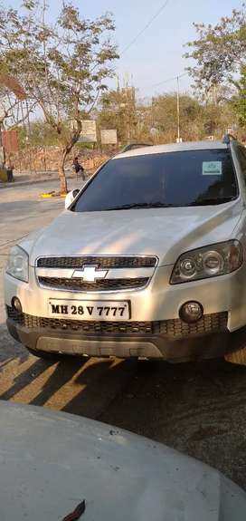Chevrolet captiva in good condition and well maintained car